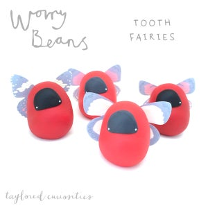 Image of Worry Beans: Tooth Fairies