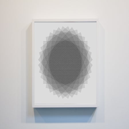 Image of Zach Reini: <i>Parallels (9-Fold)</i>