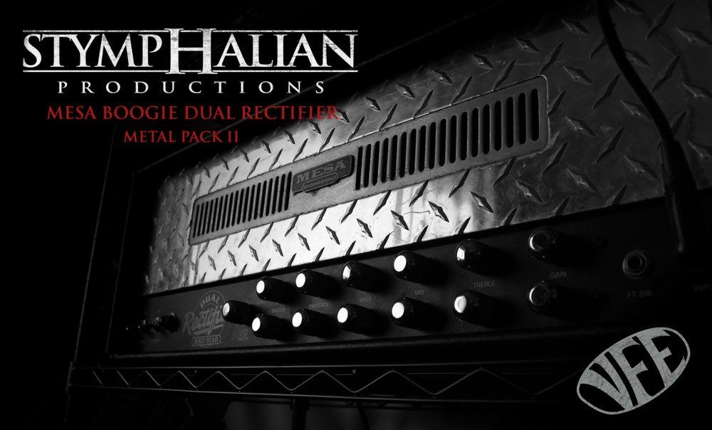 Image of Mesa Boogie Dual Rectifier Metal Pack II