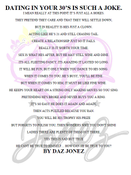 Image of POEMS BY DAZ JONEZ© ALL RIGHTS RESERVED BY DAZ INDUSTRIES *AUTOGRAPHED