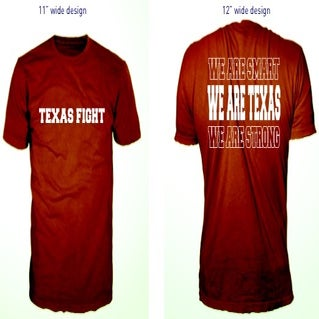 """Image of """"We are Texas!"""" T-shirt"""