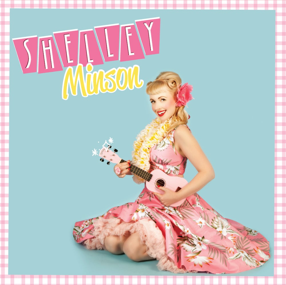 Image of Shelley Minson EP