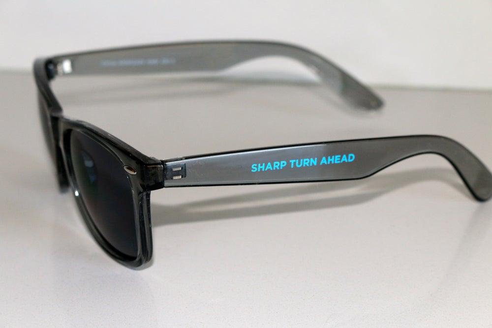 Image of Sharp Turn Ahead Sunglasses