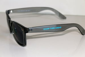 Image of Sharp Turn Ahead Sunglasses