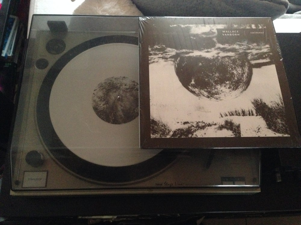 "Image of EP Swimmer 10"" by Wallace Vanborn (LIMITED RSD Release)"