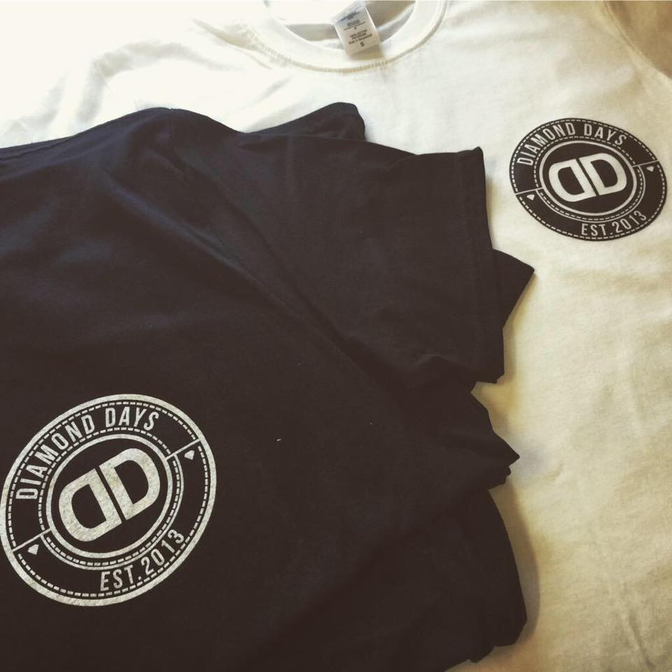 Image of Unisex Diamond Days T-Shirt