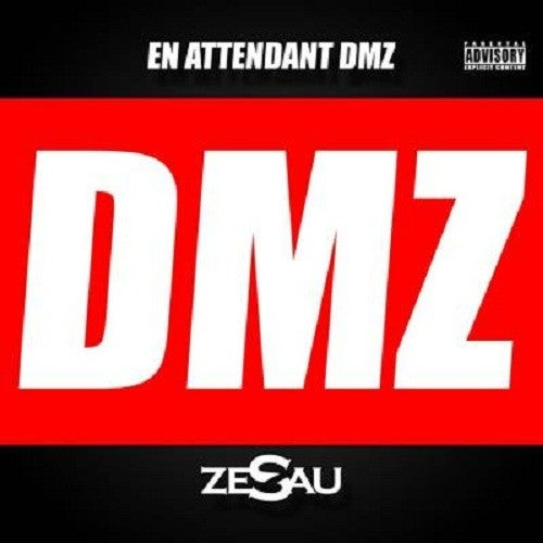 "Image of ZESAU CD ""DMZ- EN ATTENDANT L'ALBUM"""