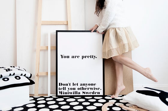 Image of YOU ARE PRETTY