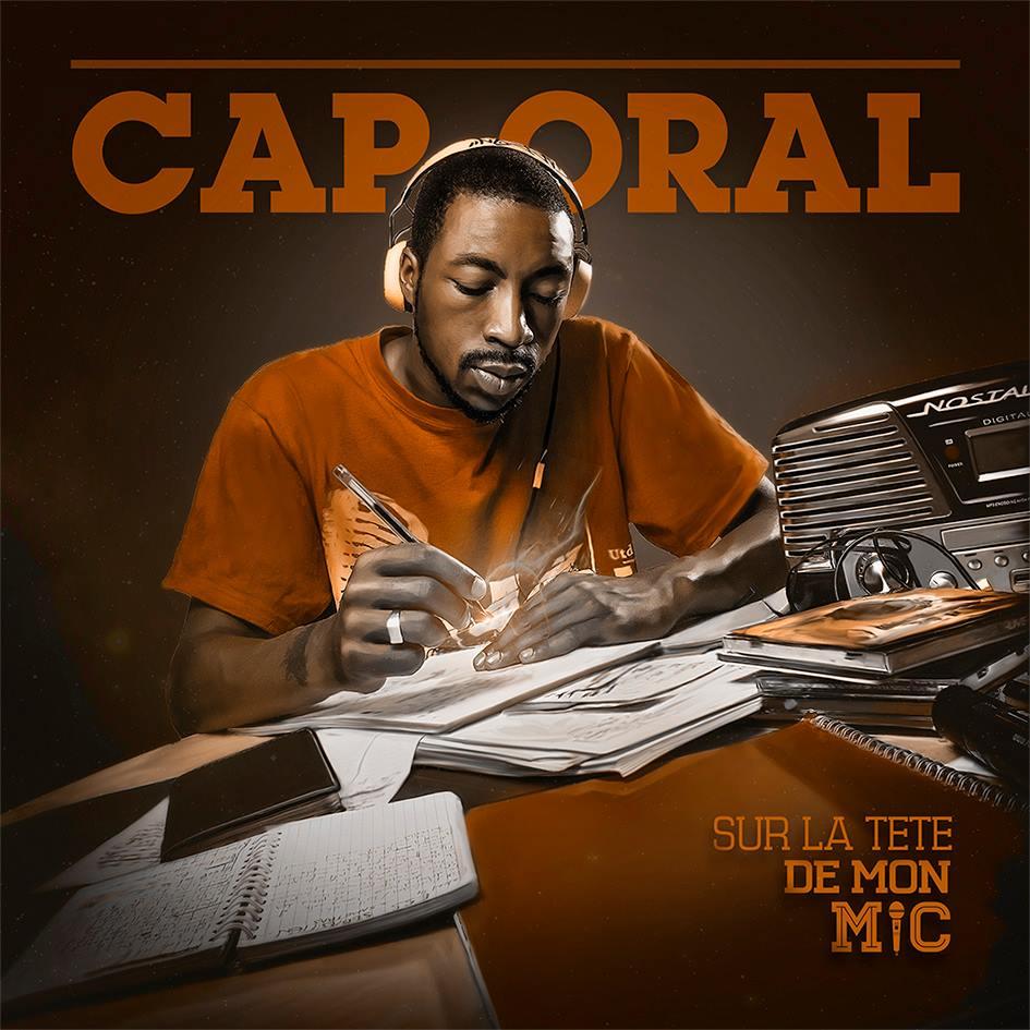 "Image of CAP ORAL CD "" SUR LA TETE DE MON MIC"""