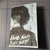Image of Dumb Stuff Punx Say zine