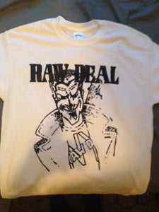 "Image of Raw Deal ""Nailbatman"