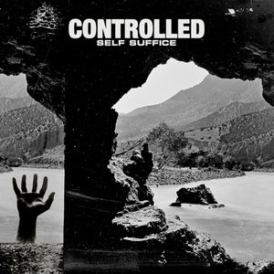 "Image of Self Suffice 7"" EP (2014) or Split 7"" with Primitive Blast (2015)"