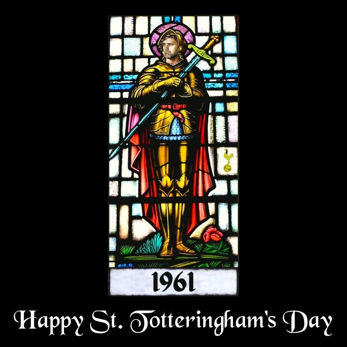 Image of UPDATED - St Totteringham (black or white)