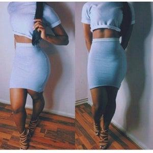 Image of Loris Skirt Set