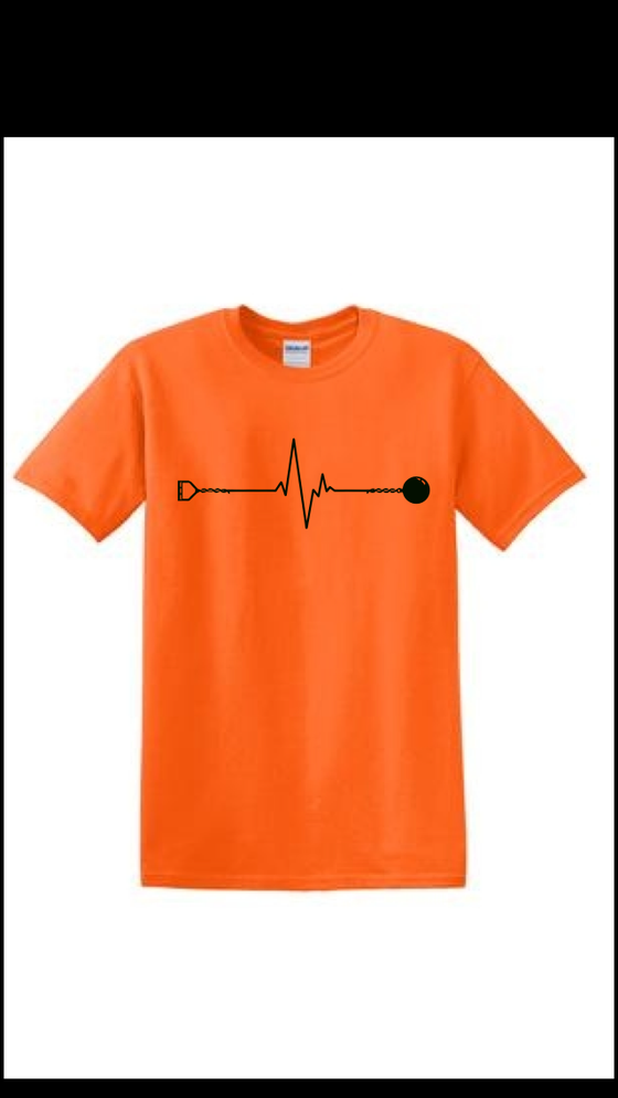 Image of Live Wire Hammer Shirt