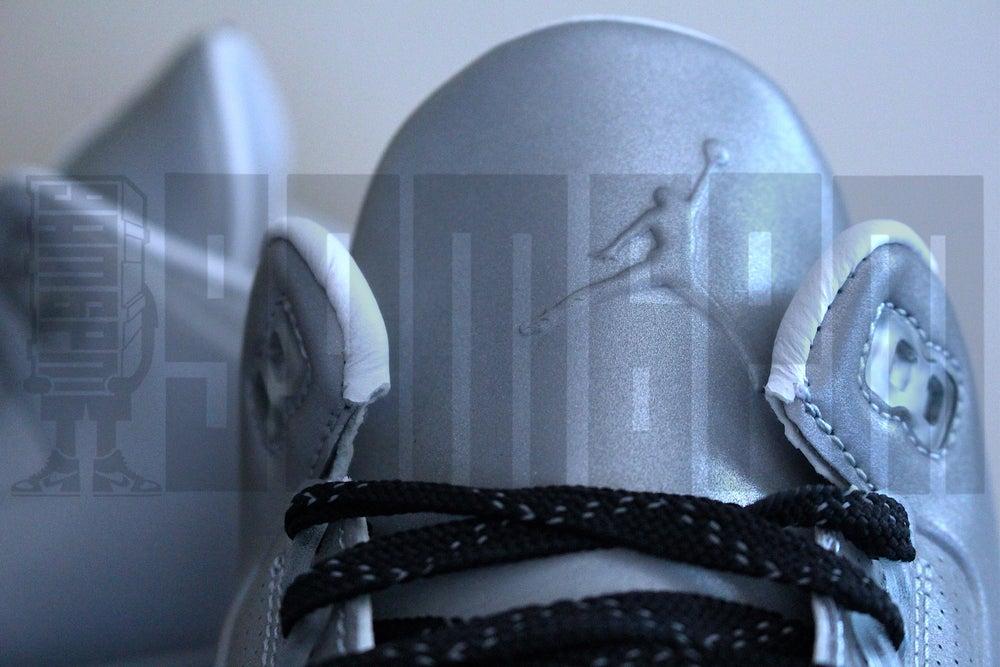 """Image of Nike AIR JORDAN 5LAB3 """"SILVER"""""""