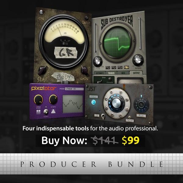Image of JST - Producer Bundle