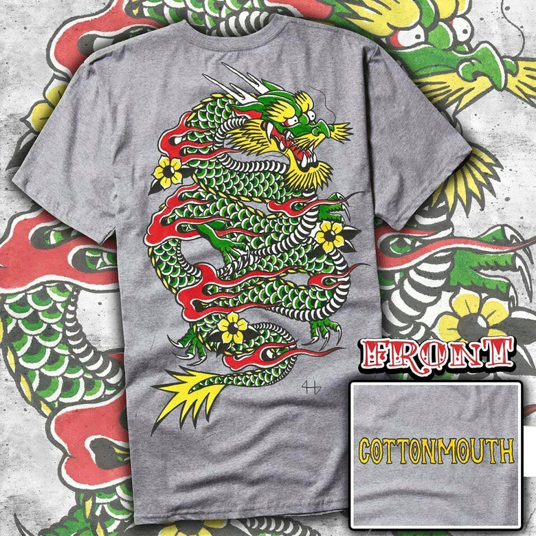 Image of Spring Dragon Tee