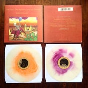 Image of Reubens Accomplice 'The Bull, The Ballon, and The Family' 2XLP (SUNSET HAZE)