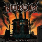 Image of Sentient Cognizance CD (includes free shipping)