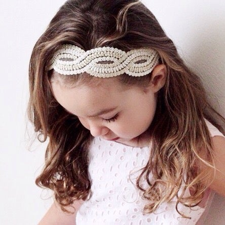 Image of The Olivia Lace Headband