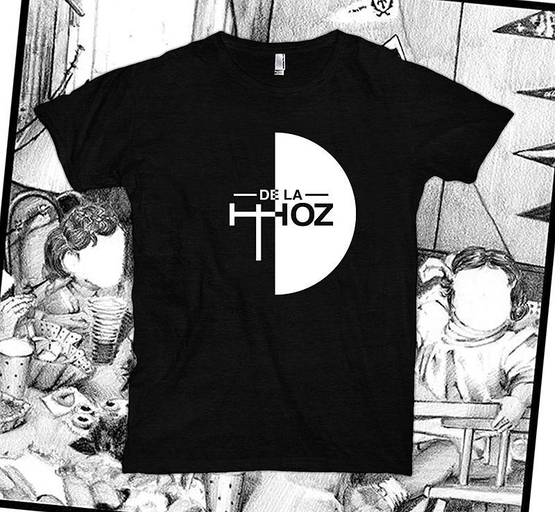 """Image of T Shirt / """"Facezer"""" BLACK"""