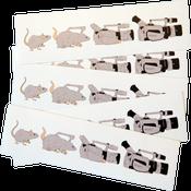 Image of VX1000 Evolution Sticekr Pack