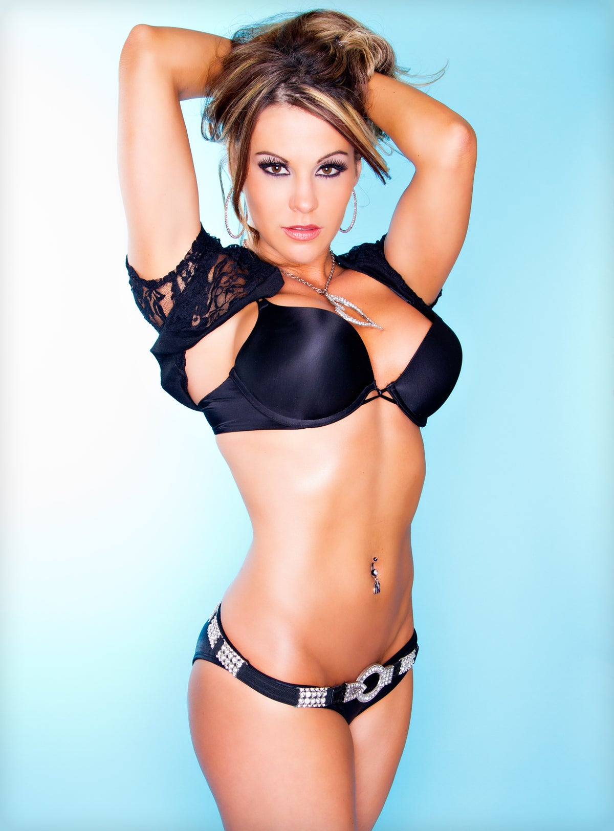 "Image of Velvet Sky ""Blue Dream"" signed 8x10 glossy"