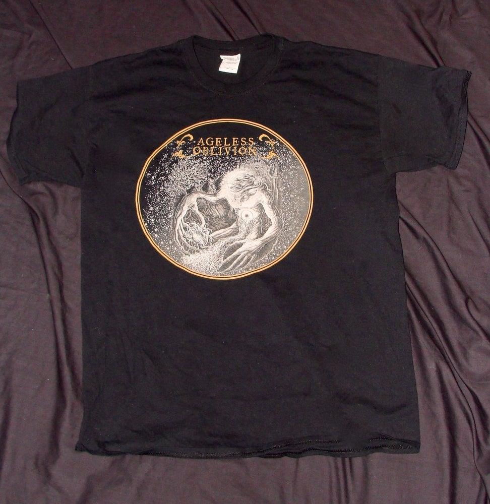 Image of Penthos Album Logo T-Shirt