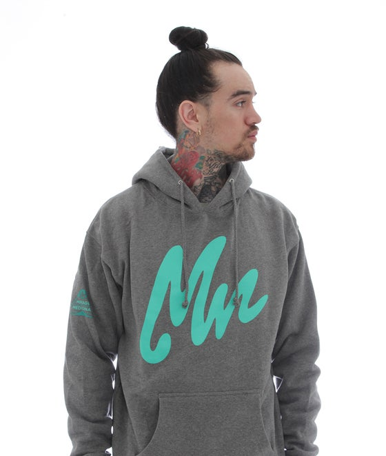Image of Mirage Hoodie Grey