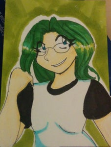 Image of Discount Sketchcard Funtiiiiiime! $5 Each