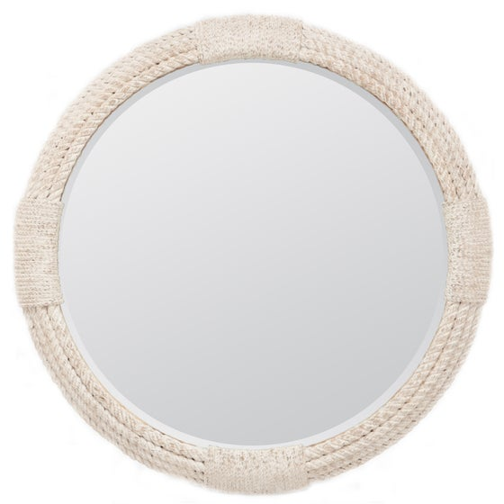 Image of Handmade Santa Barbara Mirror