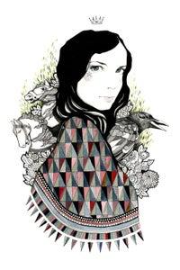 Image of Sarah - Print