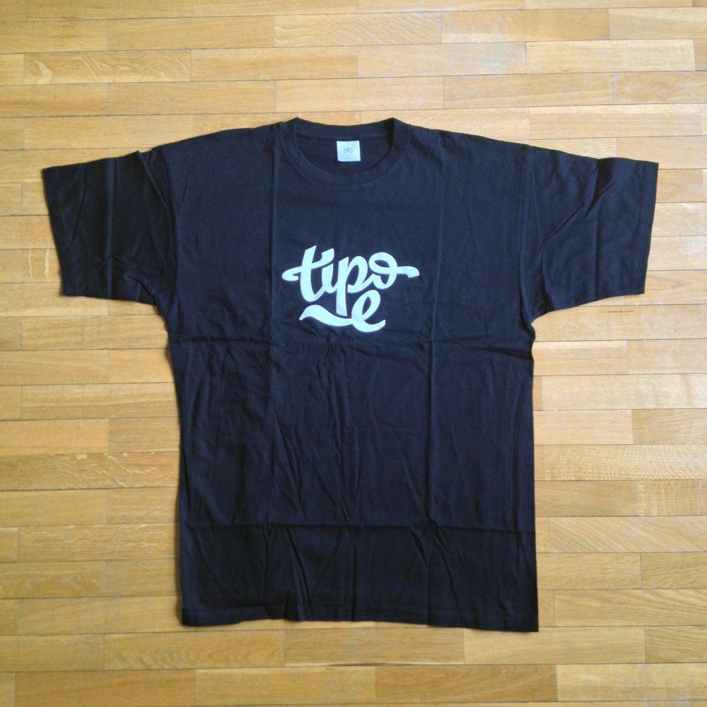 Image of Camiseta Negra, para chicos
