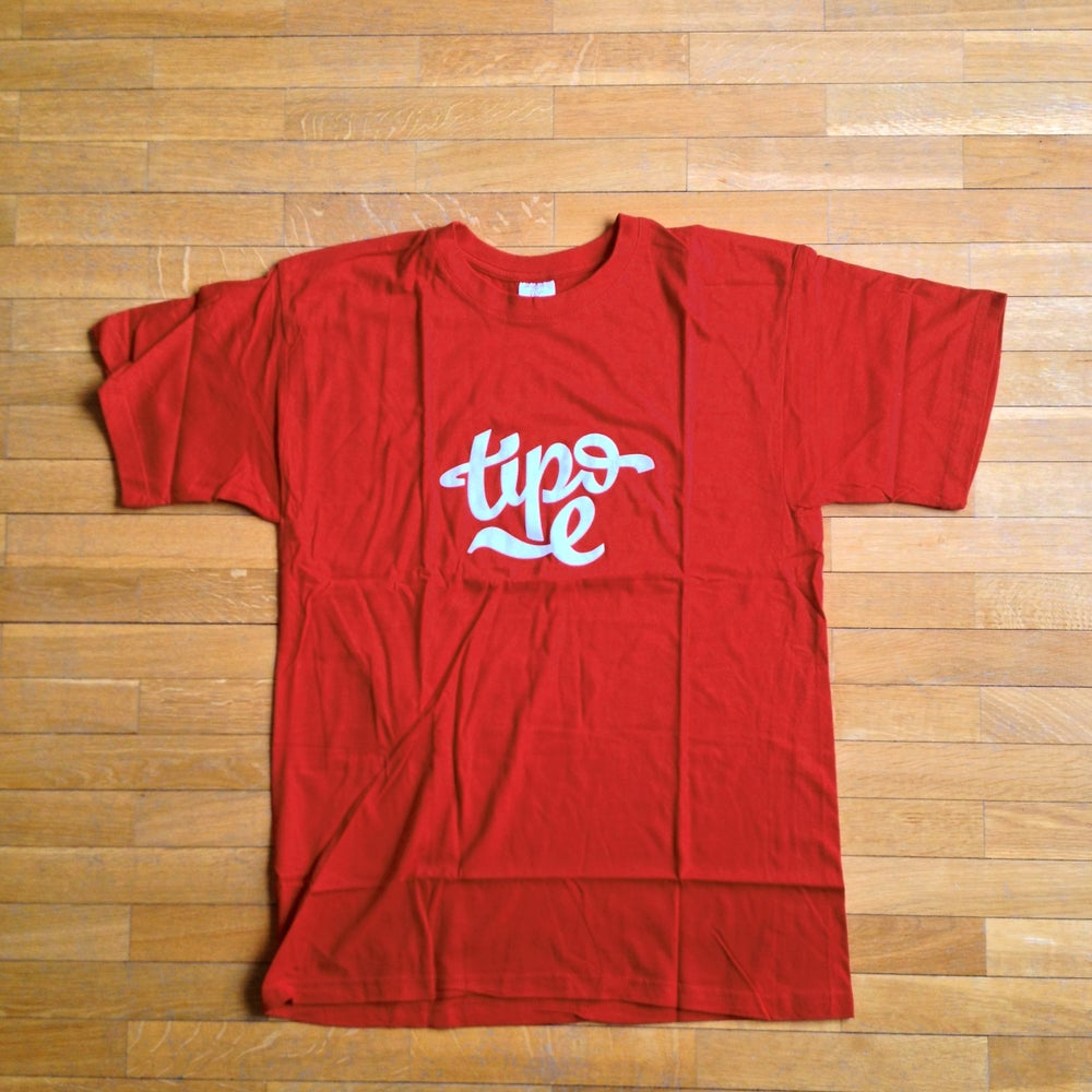 Image of Camiseta Roja, para chicos