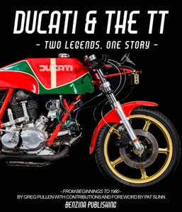 Image of Ducati & the TT - two legends, one story
