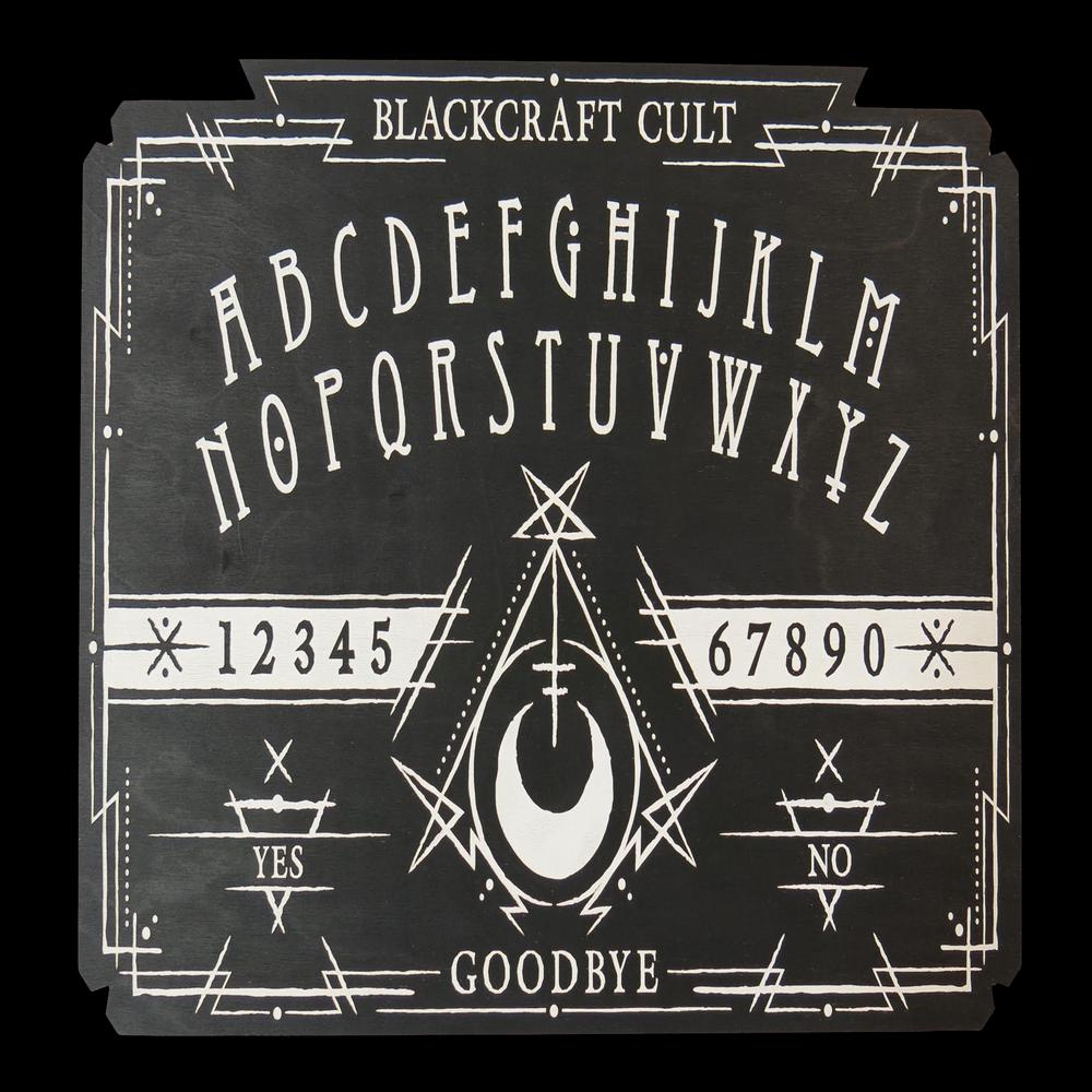 Image of BlackCraft Spirit Board & Planchette