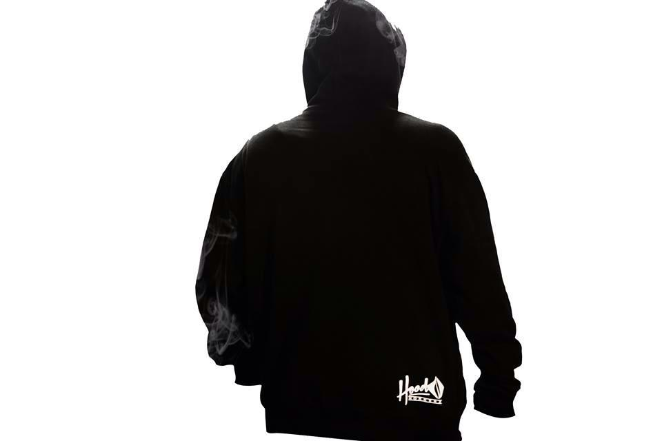 Image of EXCLUSIVE!! The Street Soldier Smokable Zip-Up Hoodie