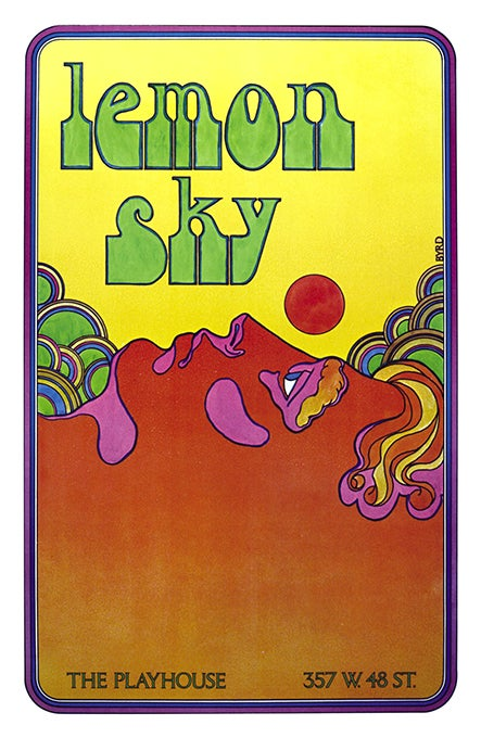 Image of LEMON SKY 1971