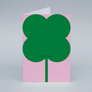Image of Good Luck card