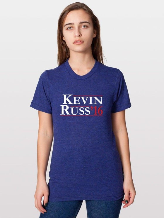 Image of Kevin Russ '16 tee