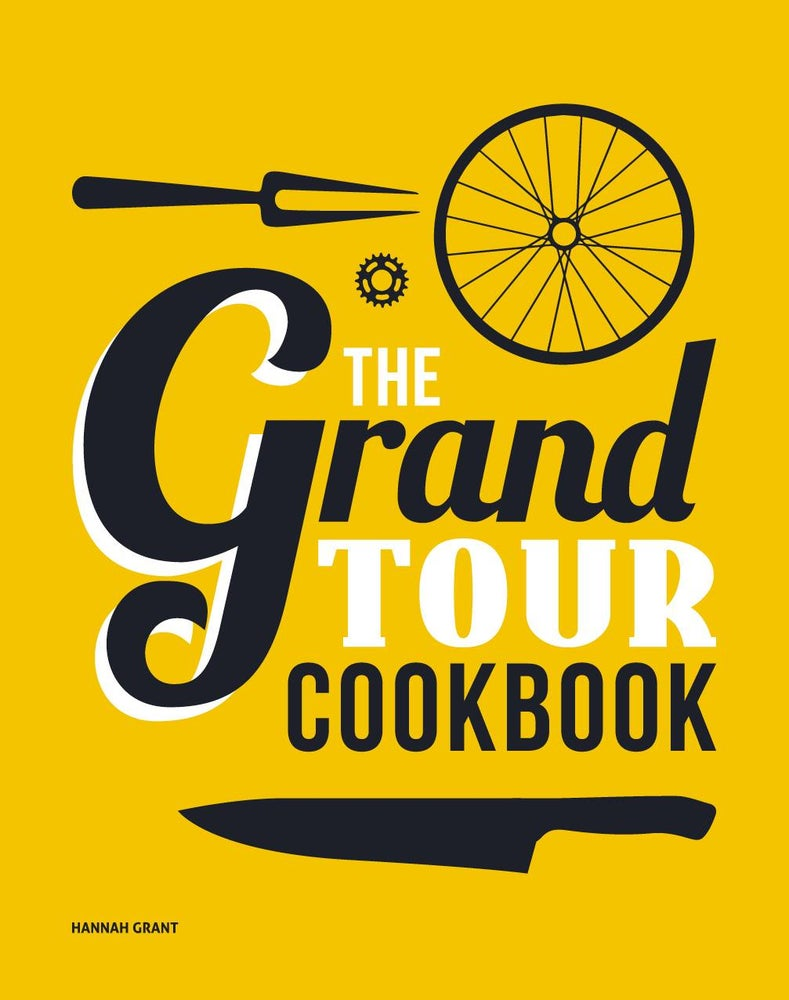 Image of The Grand Tour Cookbook