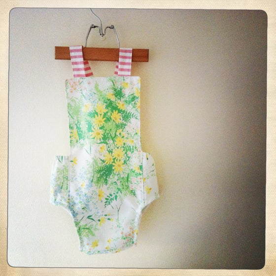 Image of MEADOW ROMPER - size 2/3
