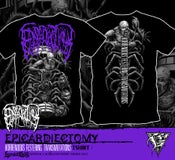 Image of EPICARDIECTOMY - HORRENDOUS FESTERING...Tshirt