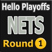 Image of Nets vs Hawks Playoff Tickets