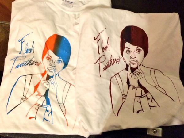 "Image of Tammy 7"" T-Shirt"