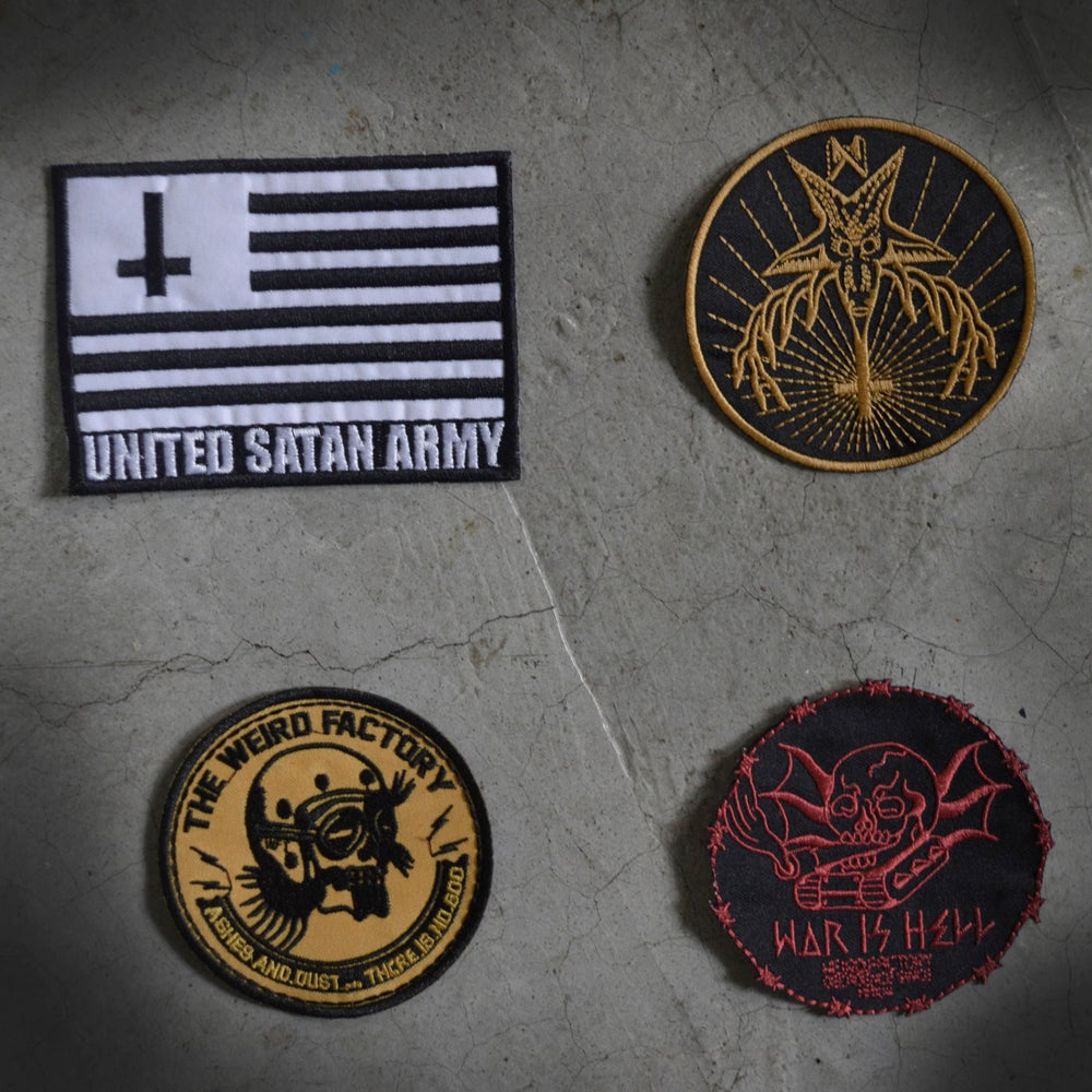 Image of KIT PATCHES  PROMO