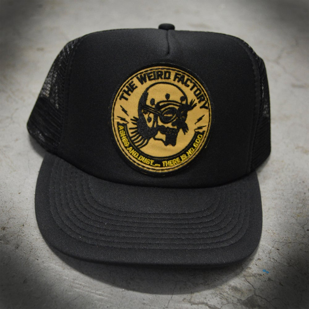 Image of THERE IS NO GOD - HAT