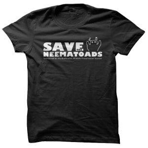 Image of Save the Neematoads (Doug) | Black