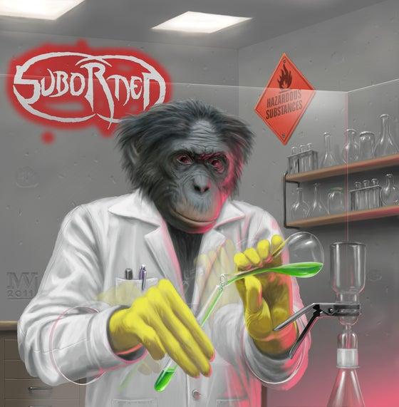 Image of Hazardous Substance - EP